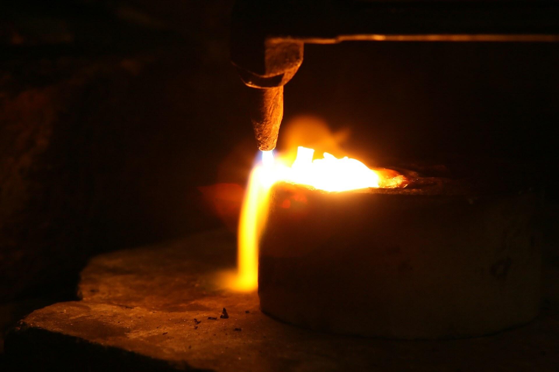 Obrázek k článku Je snad možné vyrobit zlato?