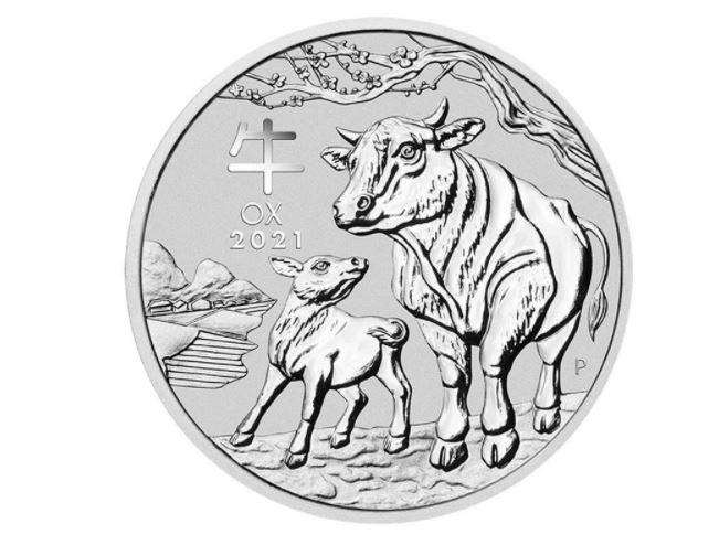 Hulk - stříbrná mince